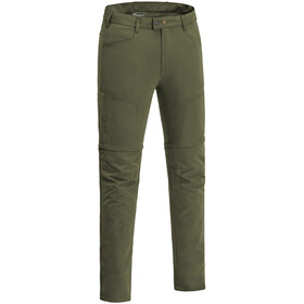 Pinewood Namibia Travel Zip-Off Pants Men, green
